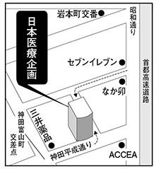 神田平成ビル周辺